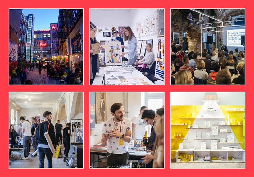 zestawienie zdjęć zElement Talks 2019 European Design Festival 2019