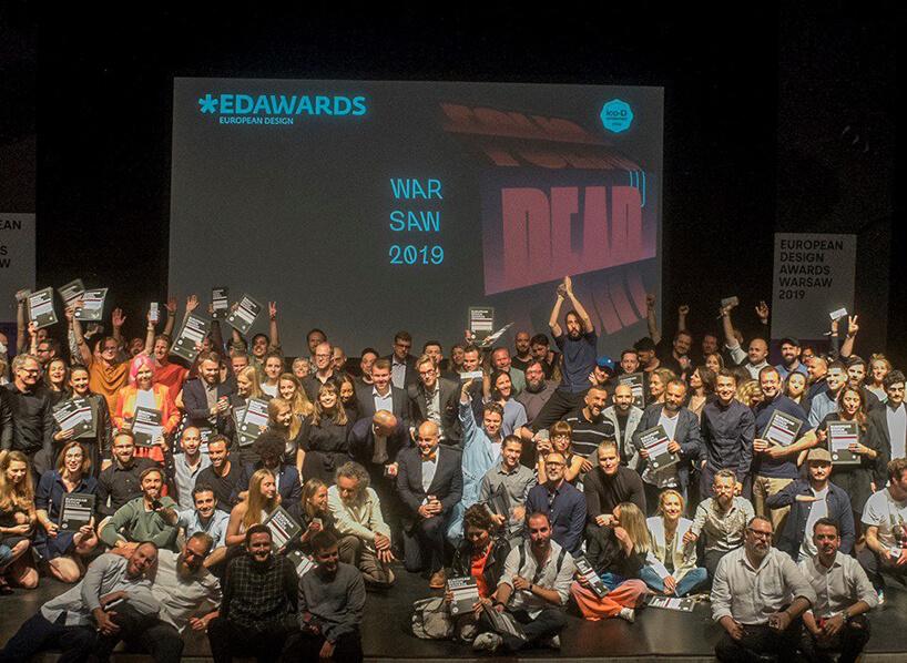 Element Talks 2019 European Design Festival 2019 zdjęcie uczestników na scenie