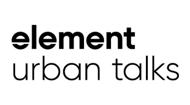 logotyp element urban talks 15
