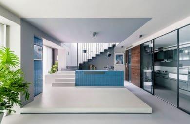 Energia miasta i klimat kurortu: piękny apartament w Pekinie