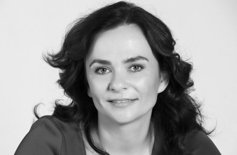 czarno białe zdjęcie Magdaleny Federowicz-Boule