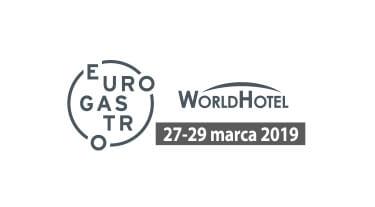 logo EuroGastro i WorldHotel 2019