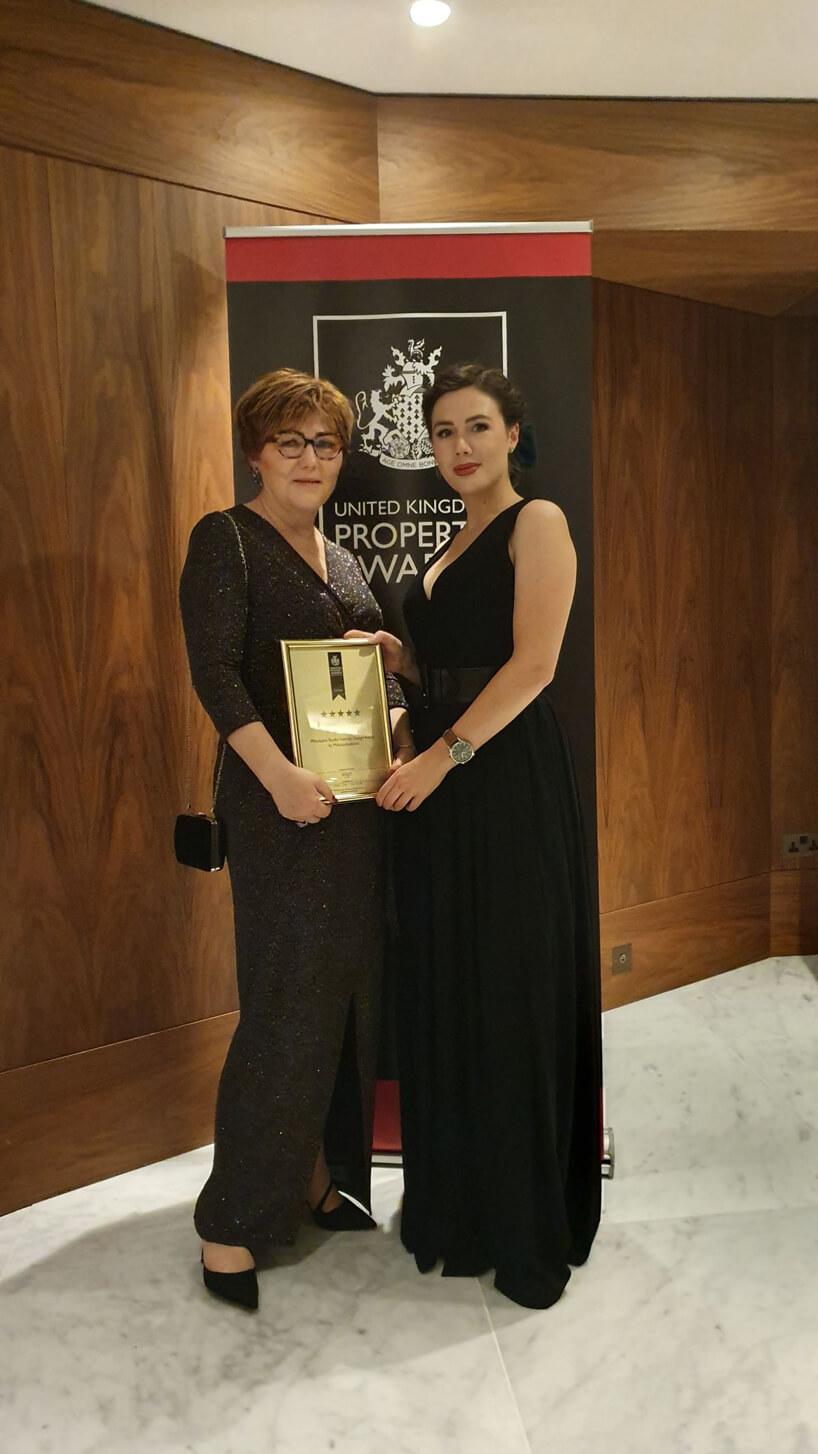 Krystyna iIda Mikołajskie znagrodą European Property Awards 2019/2020