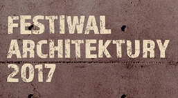 logo Festiwalu Architektury 2017