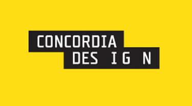 logo concordian design