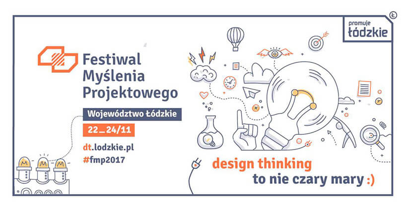Festiwal myślenia projektowego