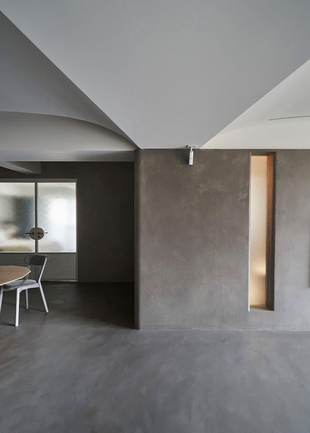Fokus na detal wminimalistycznym apartamencie