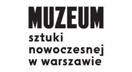 logo Muzeum sztuki nowoczesnej w Warszawie