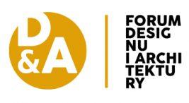 logotyp Forum Designu i Architektury 2020