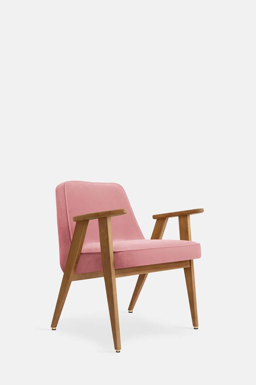 Fotel 366 Józefa Chierowskiego - kultowy mebel PRL-u