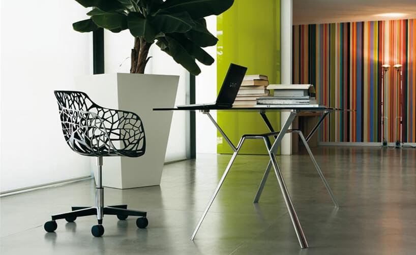 krzesło wmotywie leśnym
