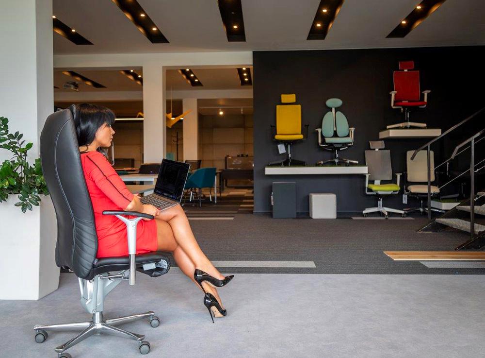 Fotele do pracy. Jakoś czy jakość?