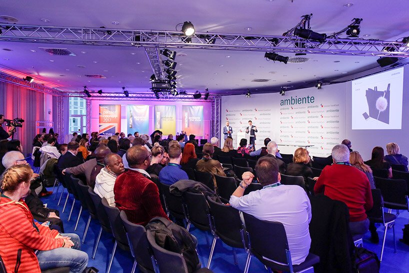 panel konferencyjny na AMBIENTE 2017