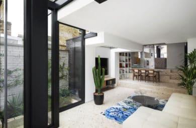 Frame House: wiktoriański dom nabiera nowego kształtu