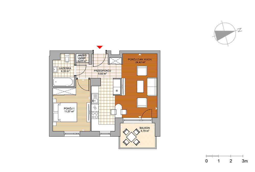 Funkcjonalny, komfortowy, dopasowany do stylu życia: jaki plan mieszkania wybrać