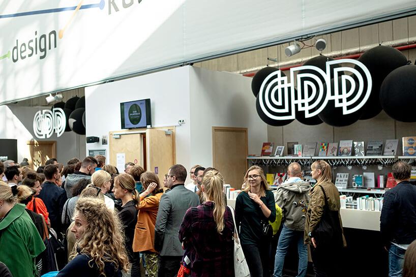 odwiedzający na Gdynia Design Days 2019