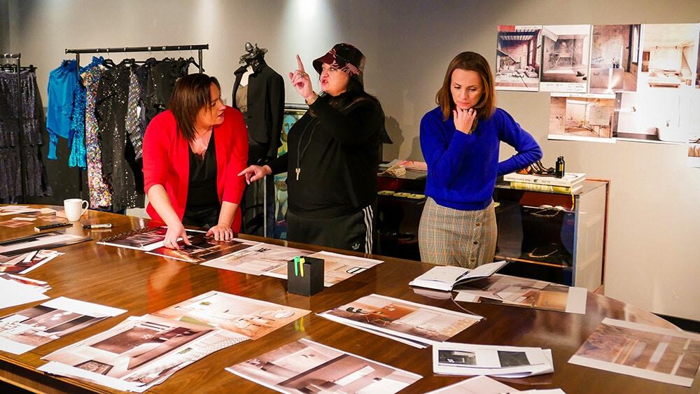 Gdy design spotyka się zwielką modą. Ceramika Paradyż prezentuje autorskie kolekcje Gosi Baczyńskiej