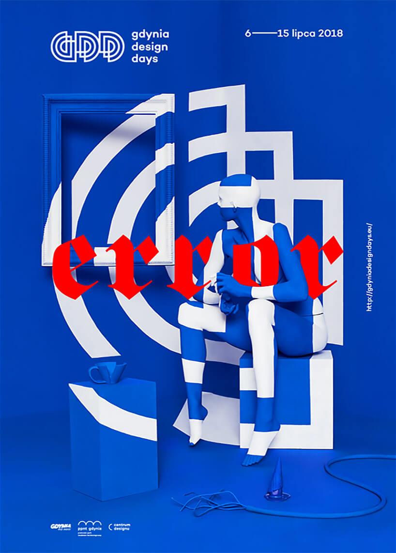 plakat Gdynia Design Days 2018