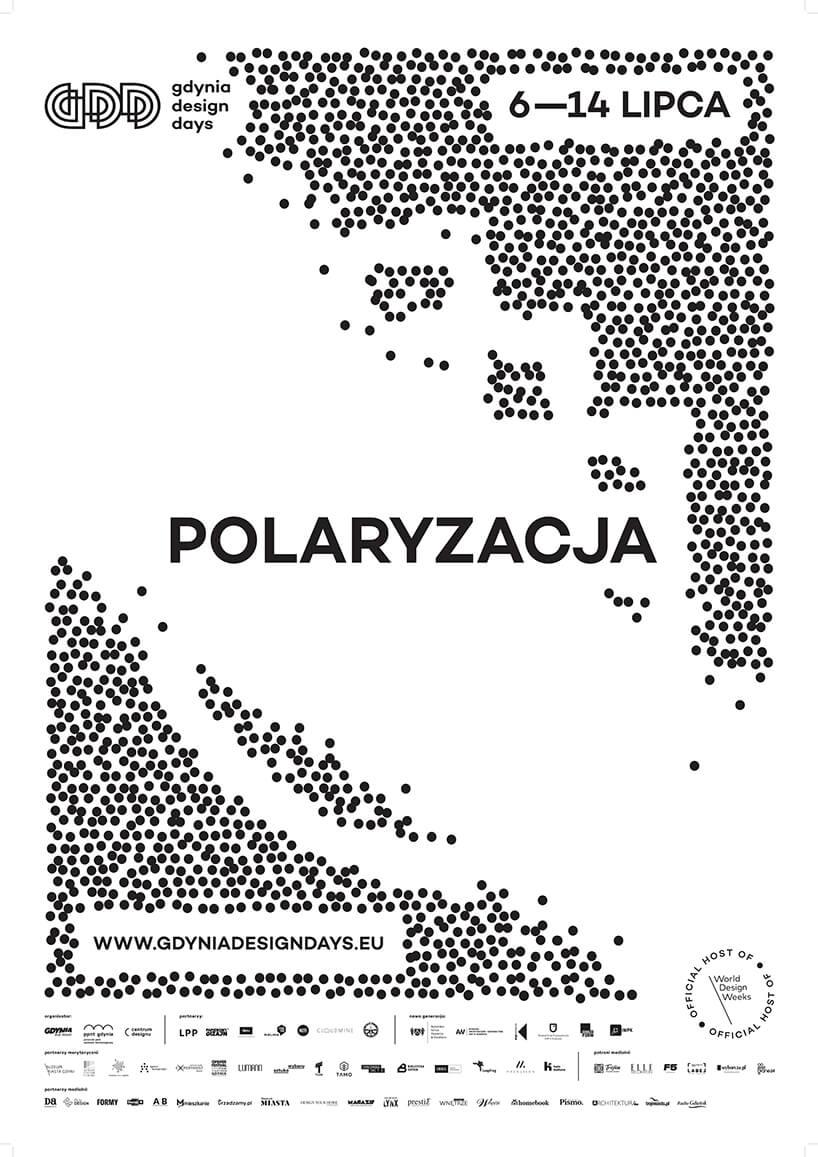 Plakat Gdynia Design Days 2019