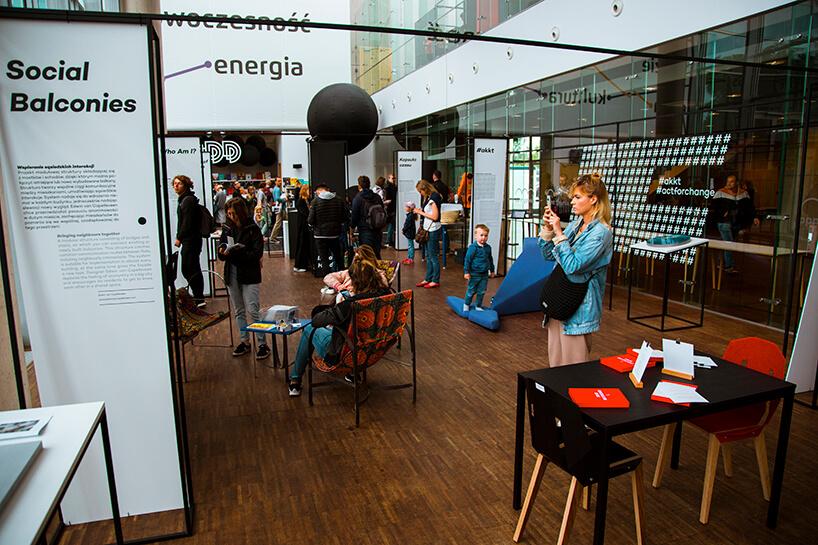 wystawa główna na Gdynia Design Days 2019