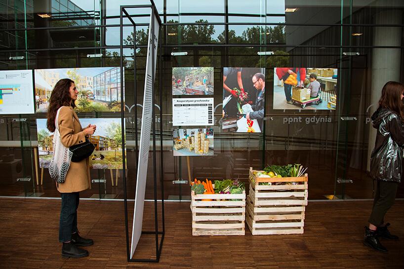 prezentacja Kooperatywa grochowska na Gdynia Design Days 2019