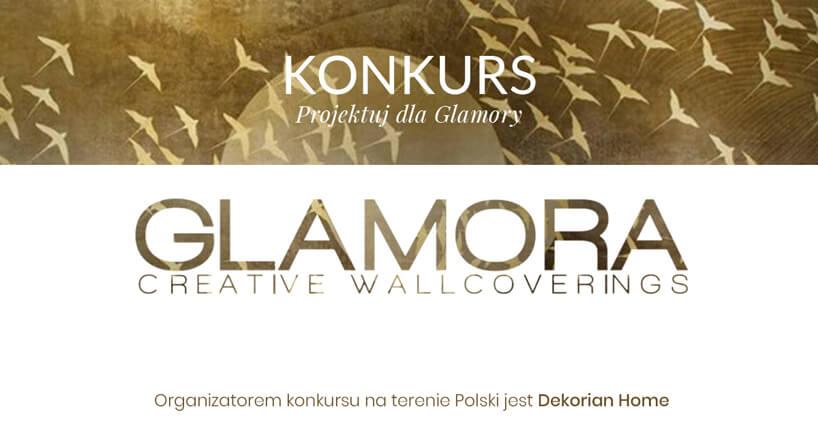 konkurs Glamora Creative Wallcoverings