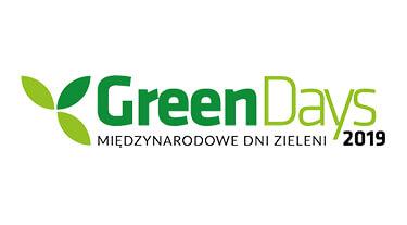 logo Green Days Międzynarodowe dni zieleni 2019