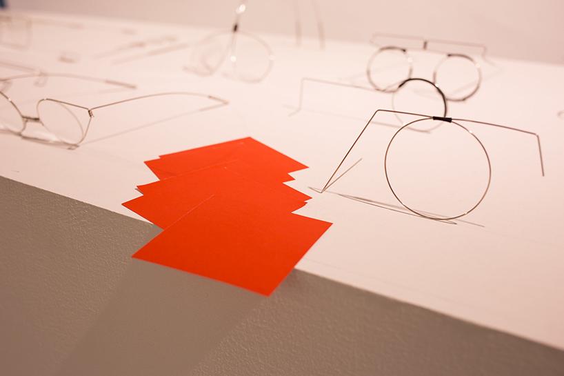 pomarańczowe kartki obok projekty Głosowanie make me! tanie okulary