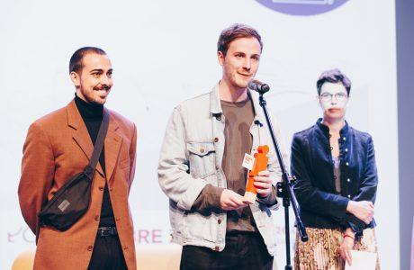 projektanci z Haus Otto odbierają nagrodę make me! 2019