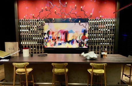he concept store bar ściana samsung