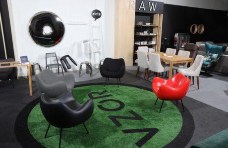 stoisko polskie na high point market 2020 polski showroom w stanach