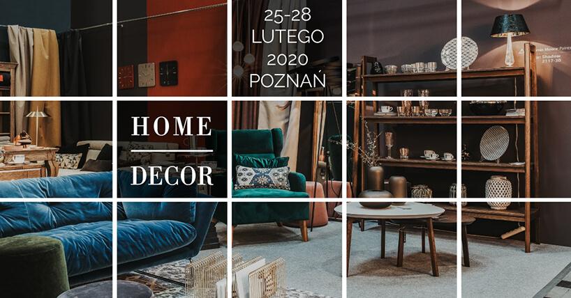 zaproszenie na HOME DECOR 2020