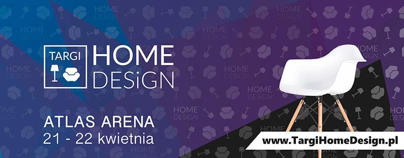 plakat targów Home Design 2018 Łódź