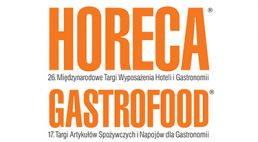 logo horeca, gastrofood 2018
