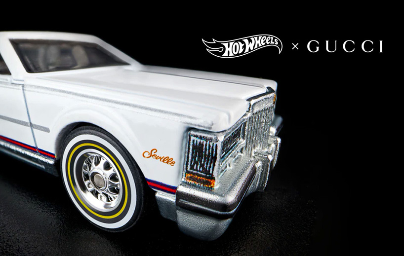 Hot Wheels xGucci Cadillac Seville