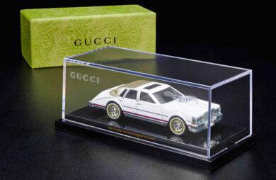 Hot Wheels x Gucci Cadillac Seville