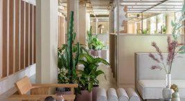 Hotel ze starego biurowca wLondynie projektu Grzywinski+Pons