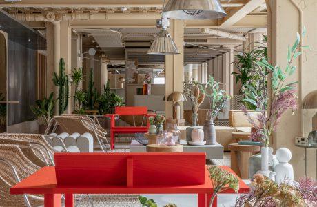 Hotel ze starego biurowca w Londynie projektu Grzywinski+Pons