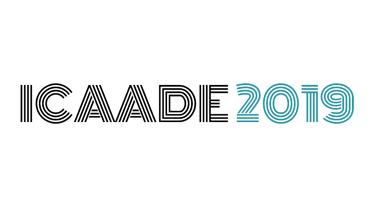 logotyp ICAADE 2019
