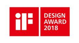 logo iF design award 2018