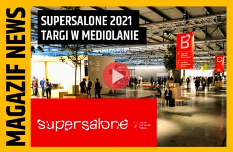 supersalone 2021 wideo magazif news