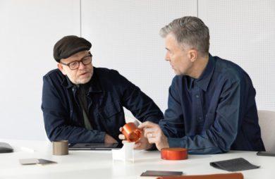 Luke Pearson & Tom Lloyd sesja z okazji projektu PORTS