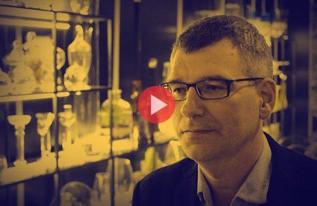 Daniel Wąsikowski - Edwanex - podczas wywiadu dla MAGAZIF na Warsaw Home 2018