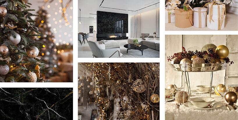 zestawienie złotych dodatków świątecznych od Opoczno