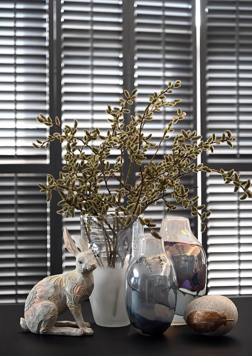 zestaw dodatków wielkanocnych do wnętrz- zając iozoby świąteczne od miloo home