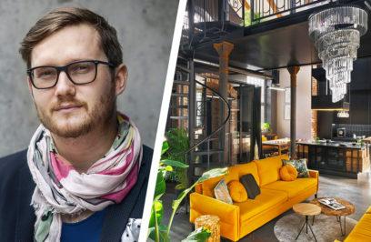 Jan Sikora nagrodzony A'Design Award 2021