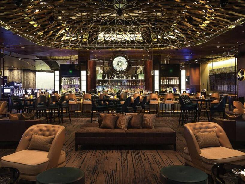 bar dla klientów kasyna