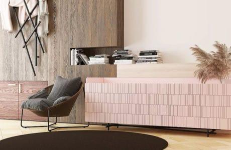 Pomysł na ściany inne niż wszystkie, czyli ozdobne frezowanie nie tylko we wnętrzach