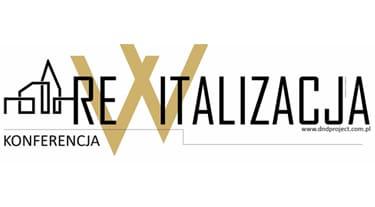 logotyp Konferencji REWITALIZACJA 2020