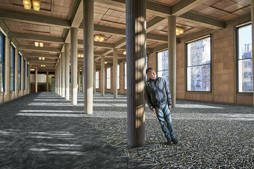 zdjęcie przestrzeni wystawienniczej po rewatlizacji fabryki